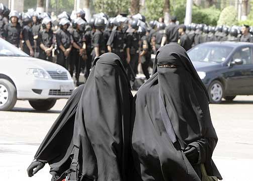 lassaron saudi arabia kvinner