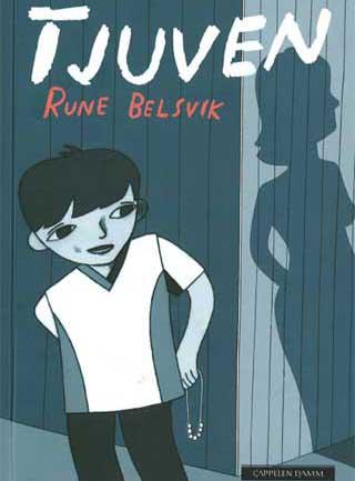 BOKA: «Tjuven» av Rune Belsvik.