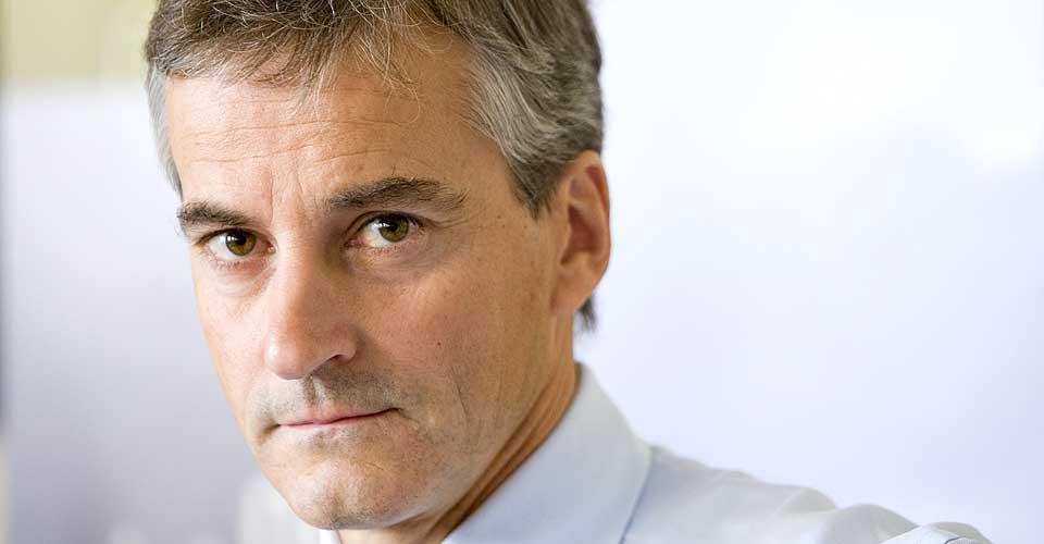 LENGE SIDEN: - Det er 21 år siden jeg søkte jobben som politisk rådgiver for Høyre, sier Jonas Gahr Støre til Dagbladet.no.