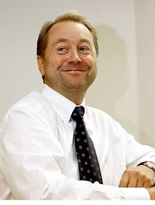 GOD DAG: Kjell Inge Røkke.